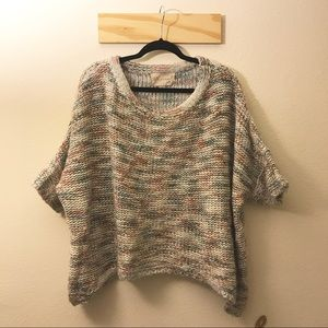 Sweaters - Pastel Knitted Sweater